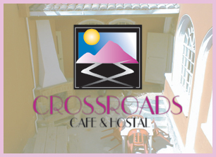 CrossRoads Cafe & Hotal  Quito - ECUADOR